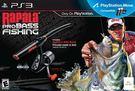 PS3 芮波拉專業鱸釣 釣竿周邊(美版代購)