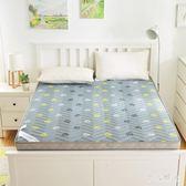 床墊新款床褥1.5m床地鋪墊學生宿舍床墊 經濟型zzy4099『伊人雅舍』