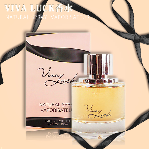 VIVA LUCK香水 100ml (VL9022)【櫻桃飾品】【31138】