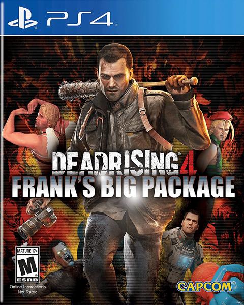 PS4 死亡復甦 4:法蘭克的大包包(美版代購)