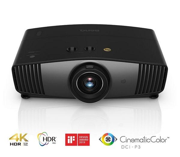 贈3D眼鏡【名展影音】BENQ W5700 4K HDR 家庭劇院投影機 色準導演機 另售TW8400 UHD60