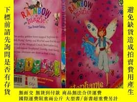 二手書博民逛書店Stephanie罕見the Starfish Fairy:海星仙子斯蒂芬妮Y200392