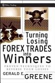 二手書博民逛書店《Turning Losing Forex Trades int