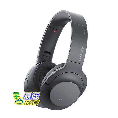 [8美國直購] Sony 藍芽降噪耳機 黑 WHH900N/BDC Bluetooth Noise Canceling Headphones