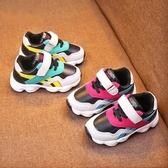 百姓公館 寶寶鞋男童1 3歲5女童透氣秋男童運動鞋加絨兒童鞋子