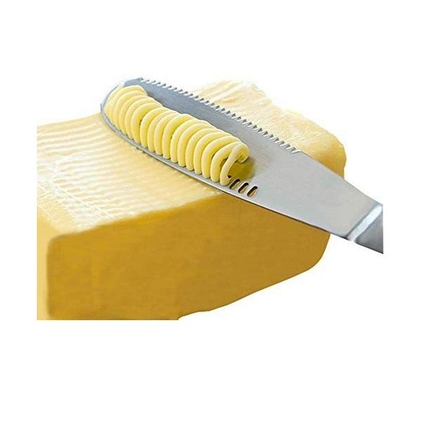 三合一不銹鋼奶油抹刀 1入 Butter Spreader [2美國直購]