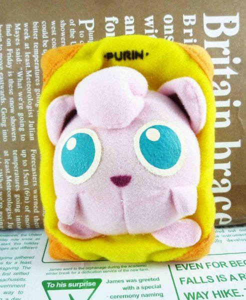 【震撼精品百貨】神奇寶貝_Pokemon~面紙套-胖丁造型
