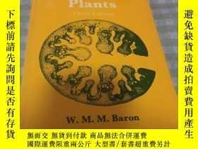 二手書博民逛書店Baron罕見organization in plantsY24