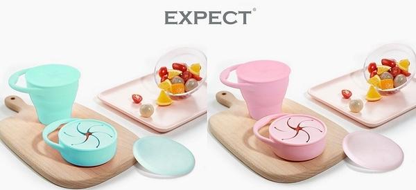 Expect 折疊零食杯【六甲媽咪】