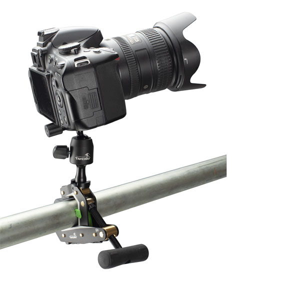 免運可分期 3C LiFe TAKEWAY T2 鉗式腳架 全新隱藏式底座 單眼相機腳架 公司貨