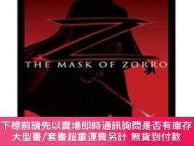 二手書博民逛書店ELT罕見Readers: The Mask of Zorro(Book+CD)Y454646 Jane Ro