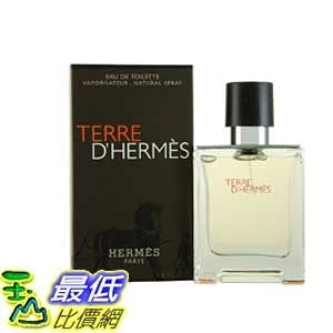 [104美國直購] Terre B000JLEZW4 男士淡香水 D Hermes by Hermes for 1.6 Ounce $2362