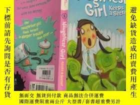 二手書博民逛書店the罕見naughtiest gorl keeps a secret 最頑皮的戈爾保守秘密Y200392