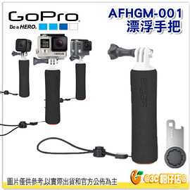 GoPro AFHGM-001 漂浮手把 公司貨 HERO3 HERO4 手把 Floating Hand Grip