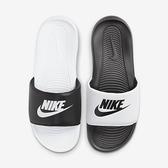 Nike Victori One Slide Mix [DD0234-100] 男鞋 運動 涼鞋 拖鞋 游泳 海灘 白黑