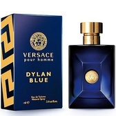VERSACE凡賽斯 狄倫 正藍男性淡香水 100ml《BEAULY倍莉》