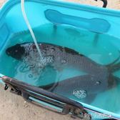 釣魚桶 魚護桶eva加厚多功能釣魚桶 防水活魚桶魚箱裝魚桶摺疊魚桶 igo igo 1995生活雜貨