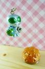 【震撼精品百貨】日本精品百貨-手機吊飾/鎖圈-吸盤-外星人