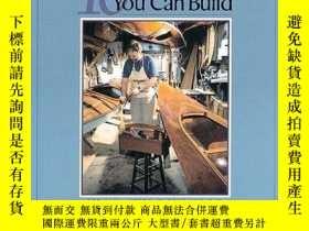 二手書博民逛書店10罕見Wooden Boats You Can Build: For Sail, Motor, Paddle a