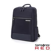 Samsonite RED AREE 女性輕量筆電後背包M 14吋(海軍藍)