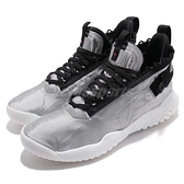 Nike 籃球鞋 Jordan Proto-React 銀 黑 高筒 REACT 中底 男鞋 運動鞋【ACS】 BV1654-002