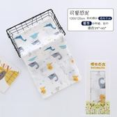 現貨出清嬰兒紗布包巾夏季薄款新生兒竹棉浴巾裹布抱被寶寶包被蓋毯igo