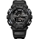 Transformers 變形金剛 競速感聯名限量潮流腕錶 (震波)LM-TF003.SWB1N.121.1NB