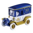 TOMICA 經典717高帽子車-附鑰匙_ DS17910(車子加鑰匙) 迪士尼小汽車