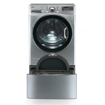LG樂金 TWINWash雙能洗蒸洗脫烘18公斤+2.5公斤洗衣機