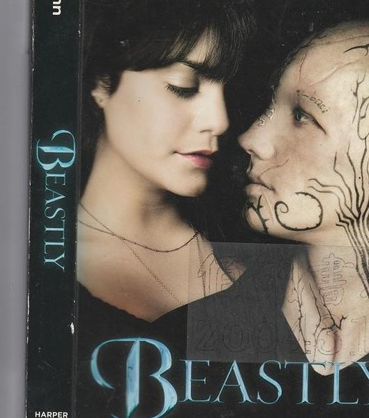 二手書R2YBb《Beastly》2007-Flinn-978006196328