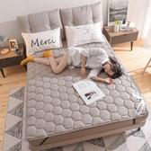 家紡全棉抗菌床褥子墊被單雙人純棉床墊1.8m床薄床墊1.5m防滑床護墊夏季 潮流衣舍