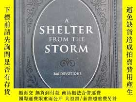 二手書博民逛書店Shelter罕見from the Storm Devo LuY