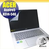 【Ezstick】ACER A514-54G 靜電式筆電LCD液晶螢幕貼 (可選鏡面或霧面)