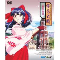 櫻花大戰-櫻華絢爛1~2集+神崎堇引退紀念 DVD套盒裝