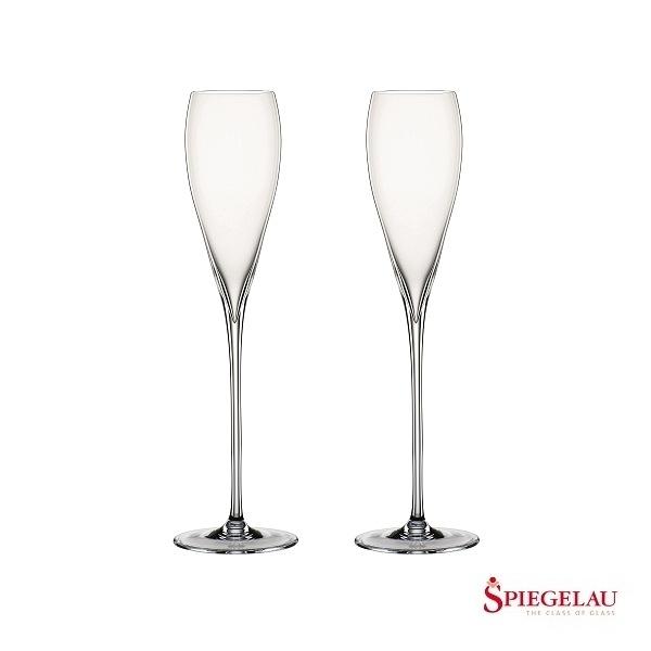 Spiegelau S/Adina Prestige/汽泡酒水晶杯2入