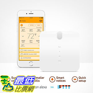 [107美國直購] 溫控器 AirPatrol WiFi. Smart Air Conditioner Controller for mini-split, window or portable AC