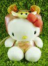 【震撼精品百貨】Hello Kitty 凱蒂貓~KITTY生肖絨毛娃娃-亮面豬