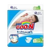 日本大王GOO.N境內版紙尿褲黏貼型S84片【愛買】
