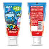 【快潔適】博寶兒兒童牙膏 多多口味 TAYO 80g ◆86小舖 ◆