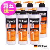 德國Diplona強力修護洗髮精600ml買五送一