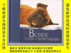 二手書博民逛書店The罕見Boxer Lover s Address BookY