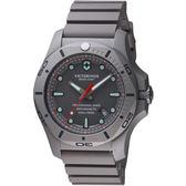 VICTORINOX SWISS ARMY瑞士維氏I.N.O.X. Professional Diver潛水碗錶 VISA-271810 灰