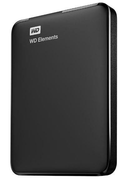 WD Elements 4TB 2.5吋行動硬碟(WESN)【刷卡含稅價】
