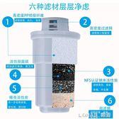 凈水壺廚房凈水器家用直飲自來水凈水杯過濾水壺濾芯 樂活生活館