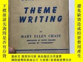 二手書博民逛書店Constructive罕見Theme Writing(1929年美國版)精裝如圖、內頁幹凈Y168049 M