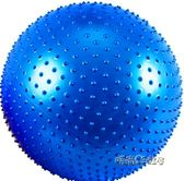 大龍球感統兒童訓練按摩球健身瑜伽球加厚防爆觸覺孕婦寶寶顆粒球「時尚彩虹屋」