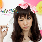 *MoKoShOp*假髮專用鋼梳假髮梳子...