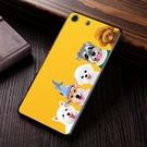 Sony Xperia M5 E5653 手機殼 硬殼 狗狗家族