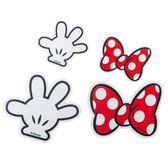 Disney迪士尼 造型瀏海貼(2入) ◆86小舖 ◆