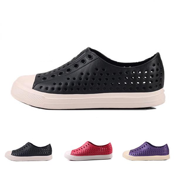 女款 洞洞鞋 COQUI雨天必備品休閒防水造型 洞洞鞋 59鞋廊